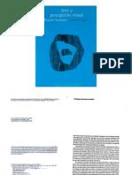 Arte y Preceptcion Visual - Arnheim