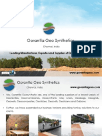Geo Textiles Manufacturers
