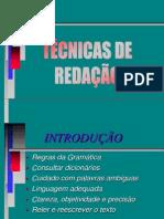 Aulo de Redao Resumo de Redao 7822