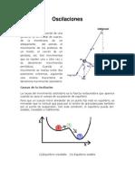 oscilaciones FISICA II