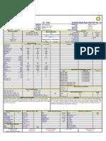 Salamat-1 Mud Report 53-27092012