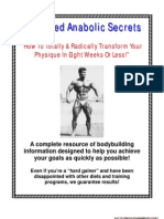 The Anabolic Secrets