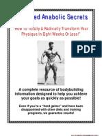 The Anabolic Secrets
