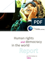 Human Rights & Democracy in the World Report 2011 - EU