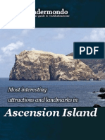 Attractions and landmarks of Ascension Island