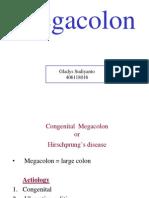 Megacolon Kongenital (Gladys Sudiyanto 406118016)