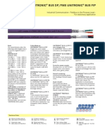 Datasheet DP Cable Summary