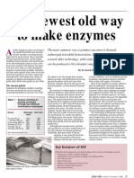The Newest Old Way to Make Enzymes