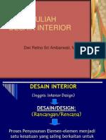 Powerpoint Desain Interior I