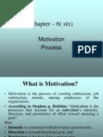 Chapter 6(Motivation)