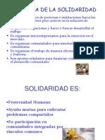 Economia de La Solidaridad