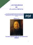 Las Paradojas de La Ciencia Elihas Levi