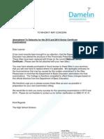 2013 2014 Setwork Amendment Letter Dcc