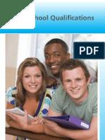 DCC High School Qualifications T7