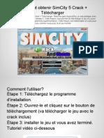 Comment obtenir SimCity 5 Crack + Télécharger
