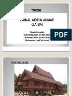 Tokoh Za'ba