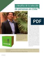 Problemas y Desafios de La Seleccion de Personas en Chile