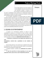 Termodinâmica II
