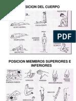 Posicion Cuerpo