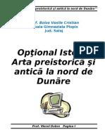 0arta Preistorica Si Antica La Nord de Dunare