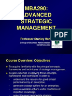 MBA 290-Strategic Analysis.ppt
