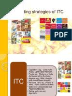Marketing Strategy of ITC