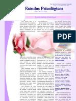 Jornal de Estudos Psicologicos 27 Edicao Portugues