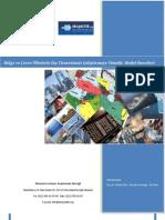 Bölge ve Çevre Ülkelerle Dis Ticaretimizi  Gelistirmeye Yönelik  Model Önerileri