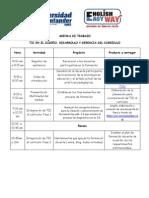Agenda Tic en el diseño, desarrollo y gerencia del currículo( abril 20 de 2013)