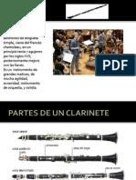 tecnica de microfonia del clarinete