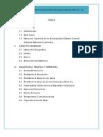 Plan de Desarrollo Concertado 2009-2016 DCGAL