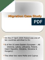 Migration Case Study - Poland to UK