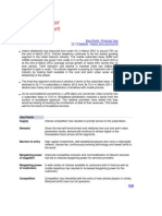 Telecom Sector Analysis Report