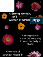Woman of Strength