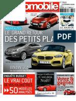 Automobile Magazine N750 Novembre 2008