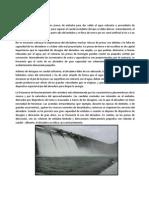 Aliviadero - Diseño de obras hidráulicas 1