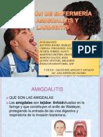 Faringitis y Laringitis