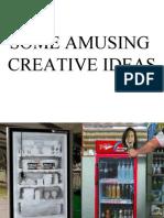 Creative Ad's