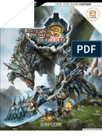 Monster Hunter 3 Ultimate Official Strategy E-Guide
