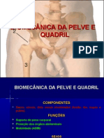 Biomecânica Pelve e Quadril