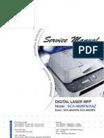 Service Manual Samsung Scx 4824fn Scx 4828fn