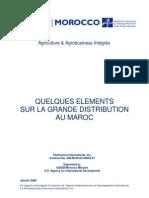 Distribution Maroc