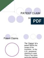 Patent Claim