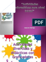 actividadesparanivelinicial-120411204700-phpapp01