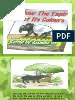howthetapirgotitscolours-111202190556-phpapp01
