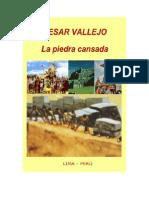 Cesar Vallejo - La Piedra Cansada