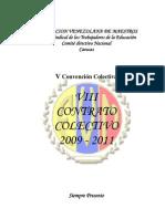 Viii Contrato Colectivo 2009