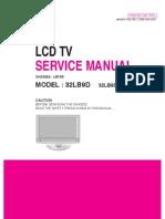 Lcd Tv Lg 32lb9d Servicemanual