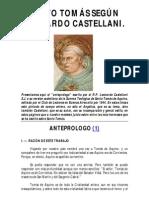 Anteprologo; L. Castellani
