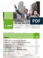 BASF E Solutions